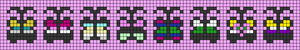 Alpha pattern #76563