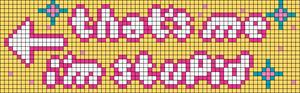 Alpha pattern #76570