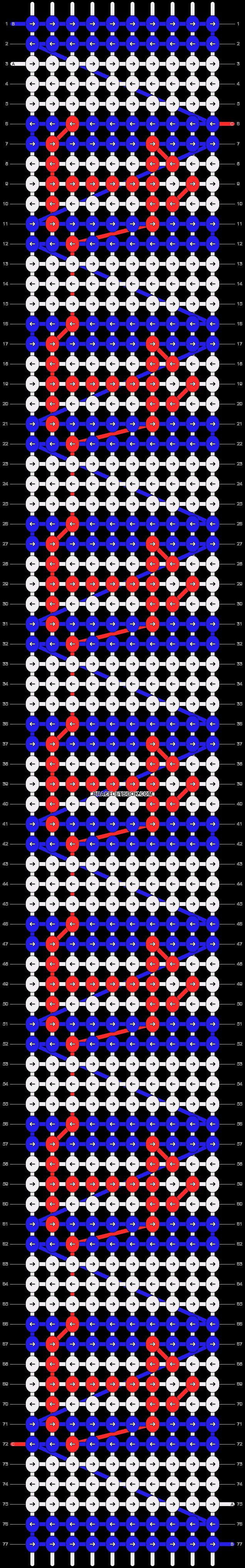 Alpha pattern #76576 pattern