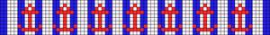 Alpha pattern #76576