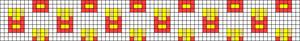 Alpha pattern #76580