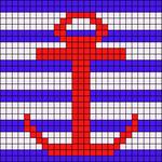 Alpha pattern #76582