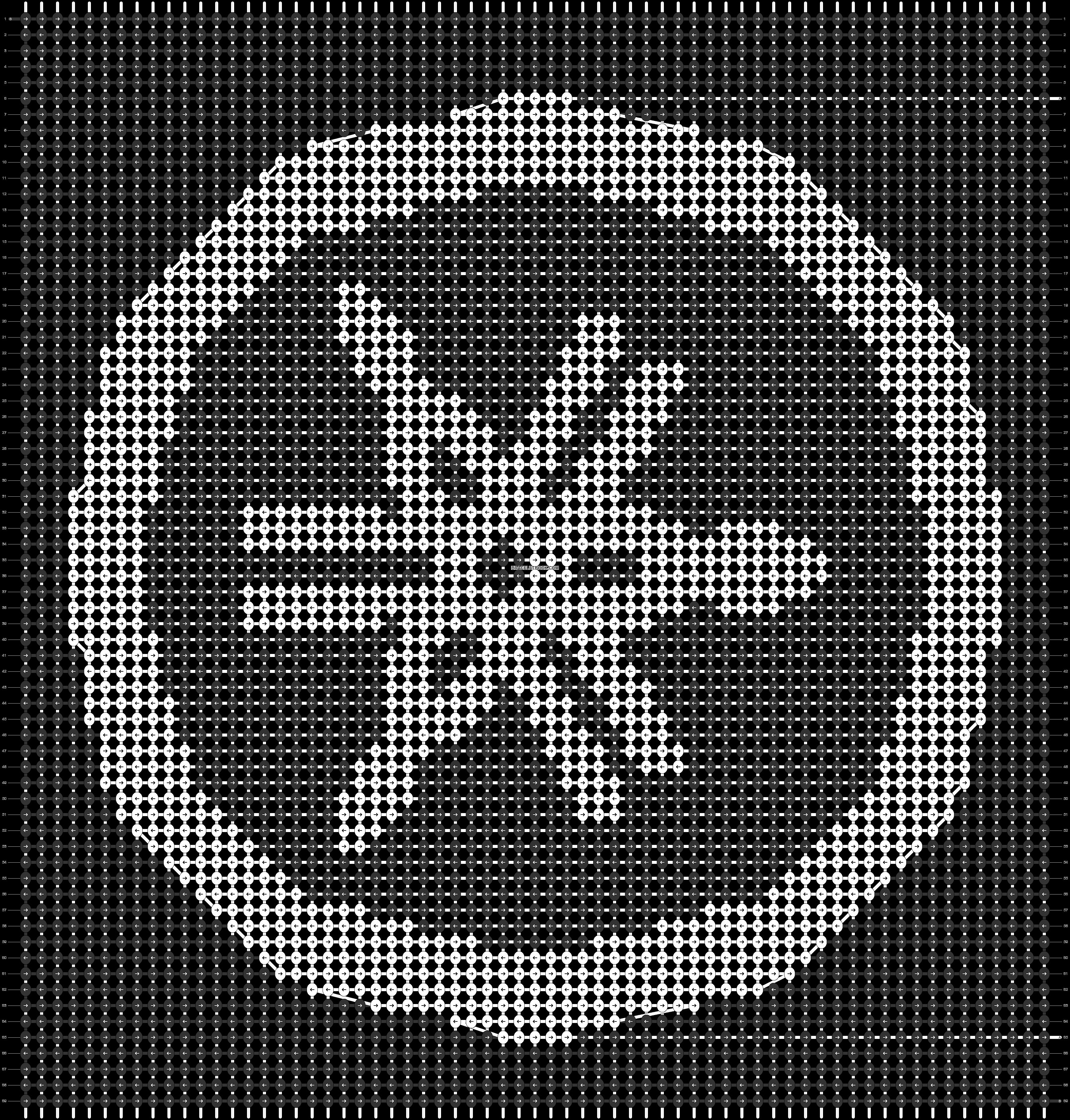 Alpha pattern #76592 pattern