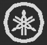 Alpha pattern #76592