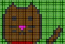 Alpha pattern #76612