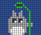 Alpha pattern #76613