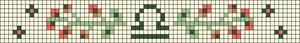 Alpha pattern #76625