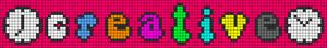 Alpha pattern #76654