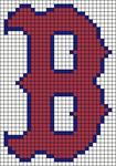 Alpha pattern #76677