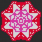 Alpha pattern #76678