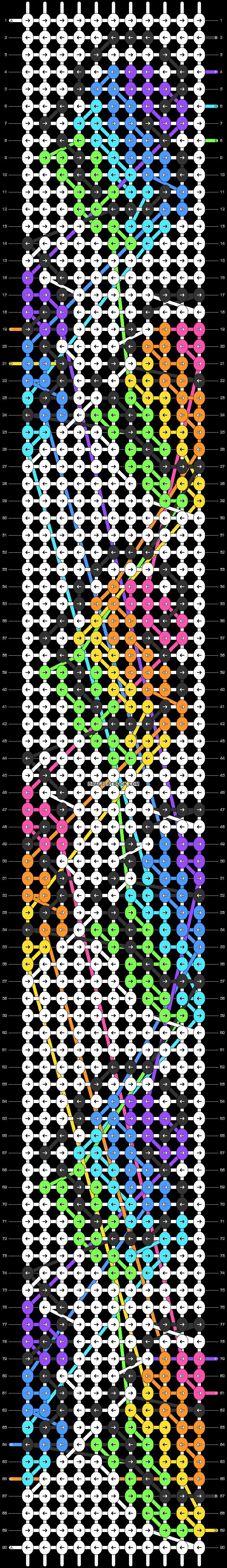 Alpha pattern #76687 pattern