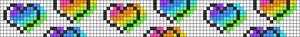 Alpha pattern #76687