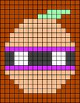 Alpha pattern #76712