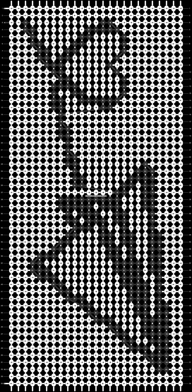 Alpha pattern #76764 pattern