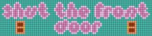 Alpha pattern #76771