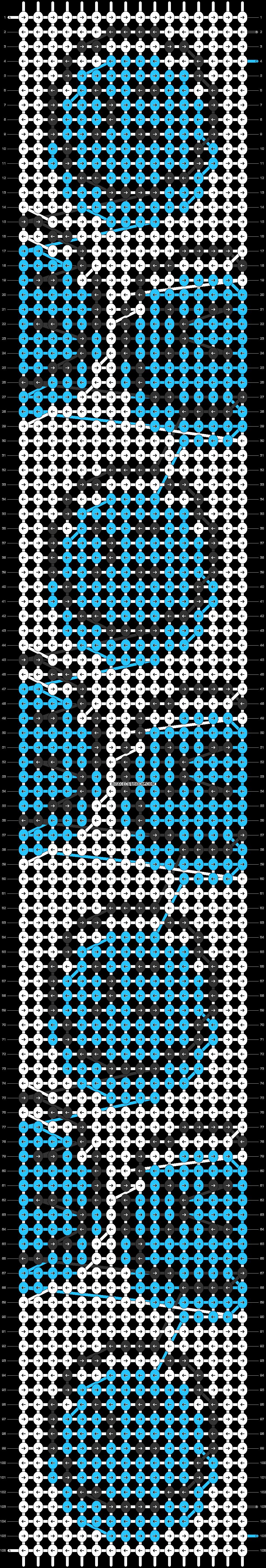 Alpha pattern #76793 pattern