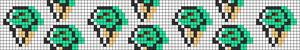 Alpha pattern #76800