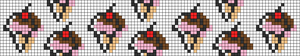 Alpha pattern #76801