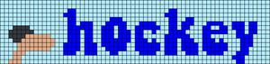Alpha pattern #76822