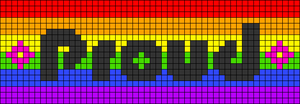 Alpha pattern #76842