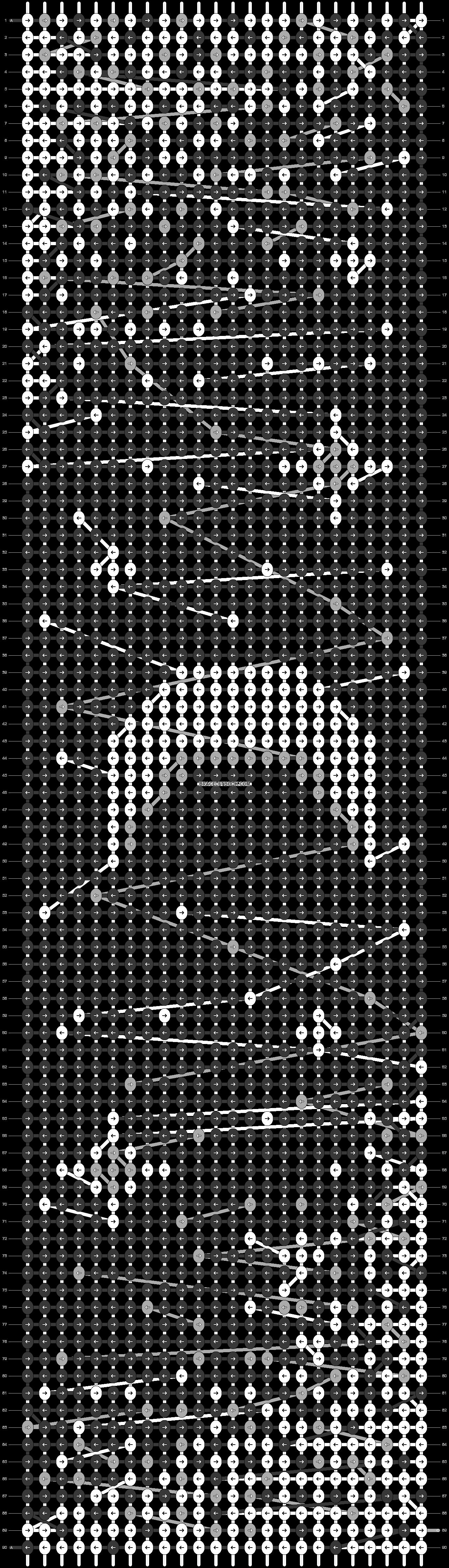 Alpha pattern #76856 pattern