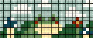 Alpha pattern #76858