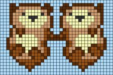 Alpha pattern #76868