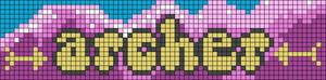 Alpha pattern #76881