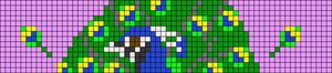Alpha pattern #76884