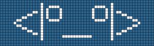 Alpha pattern #76885