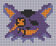 Alpha pattern #76887