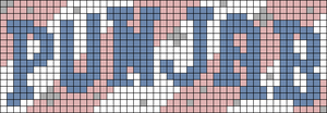 Alpha pattern #76888