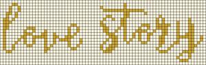 Alpha pattern #76913