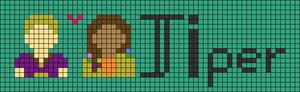 Alpha pattern #76917
