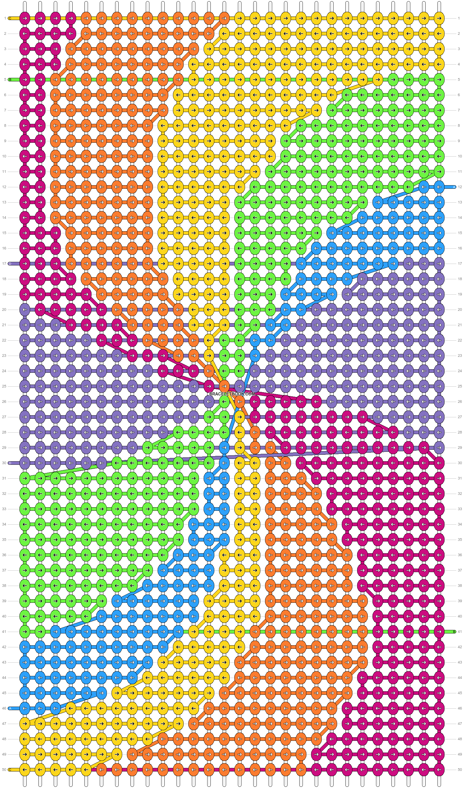 Alpha pattern #76918 pattern