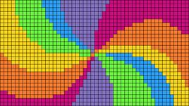 Alpha pattern #76918