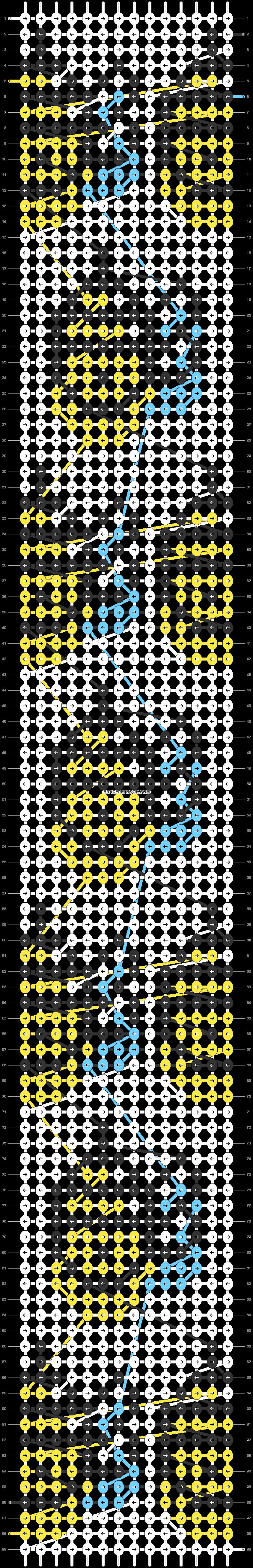 Alpha pattern #76920 pattern