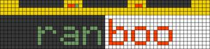 Alpha pattern #76923