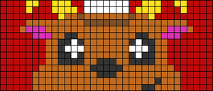 Alpha pattern #76935