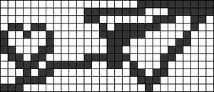 Alpha pattern #76952