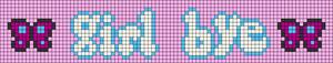 Alpha pattern #76976