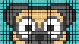 Alpha pattern #76983