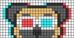 Alpha pattern #76984