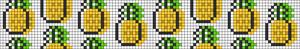 Alpha pattern #76988