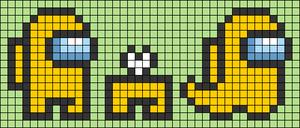 Alpha pattern #76992