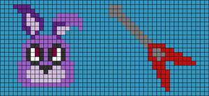 Alpha pattern #77038