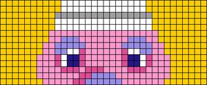 Alpha pattern #77048