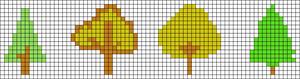 Alpha pattern #77066