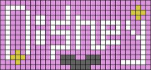 Alpha pattern #77071