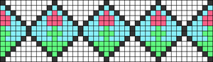 Alpha pattern #77084